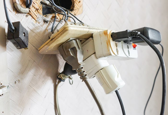 B&K Electric's Home Improvement Electrical Services in ... on