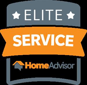 B & K Electric, LLC is a HomeAdvisor Service Award Winner