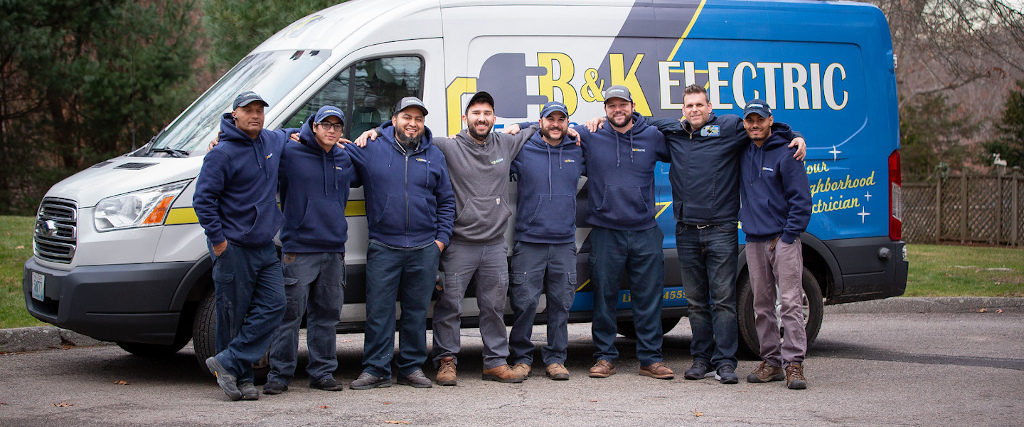Meet our Electrical team in Cranston RI